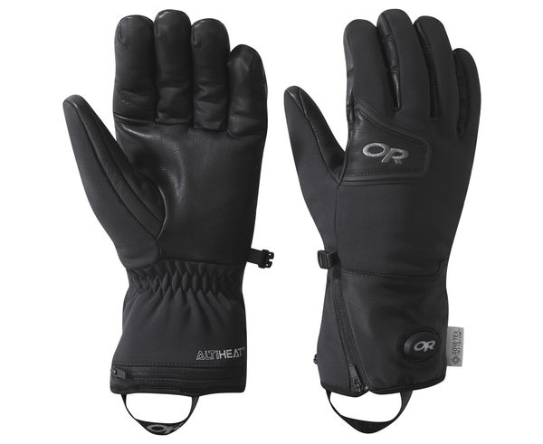 Guants Marca OUTDOOR RESEARCH Per Unisex. Activitat esportiva Esquí Muntanya, Article: STMTRACKER HEATED SENS GLOVES.