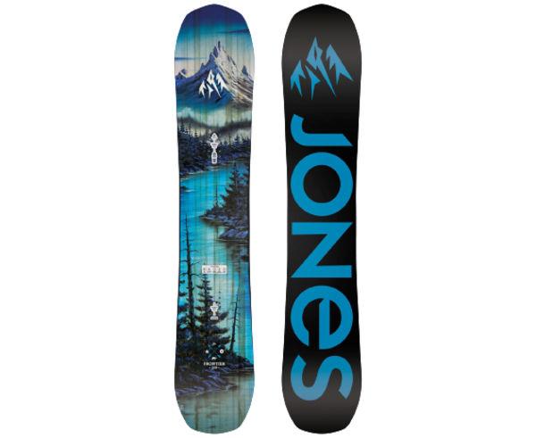 Fixacions Marca JONES SNOWBOARDS Per Home. Activitat esportiva Snowboard, Article: FRONTIER.