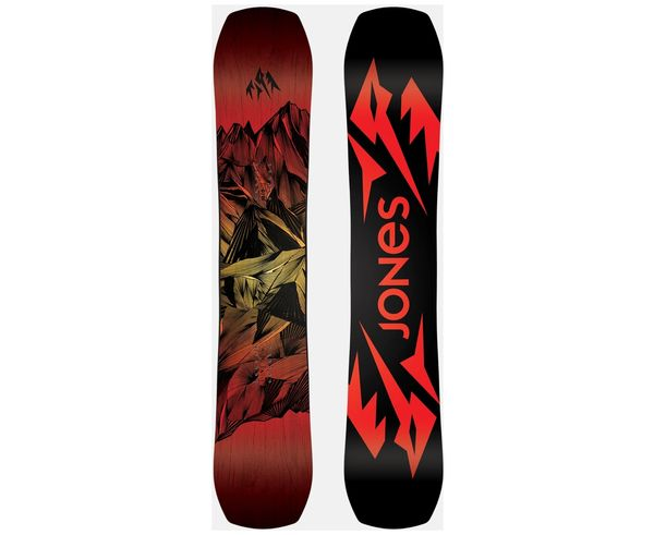 Taules Marca JONES SNOWBOARDS Per Home. Activitat esportiva Snowboard, Article: MOUNTAIN TWIN.