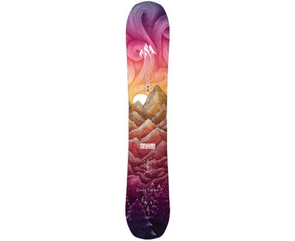 Taules Marca JONES SNOWBOARDS Per Dona. Activitat esportiva Snowboard, Article: DREAM CATCHER.