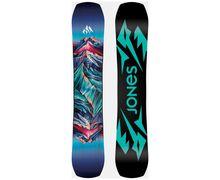 Taules Marca JONES SNOWBOARDS Per Dona. Activitat esportiva Snowboard, Article: TWIN SISTER.