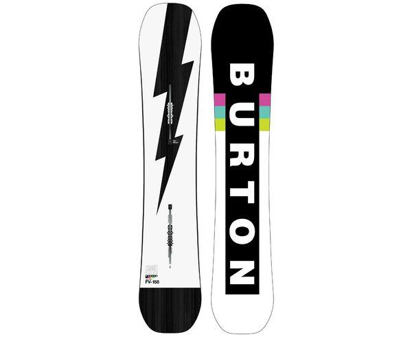 Taules Marca BURTON Per Home. Activitat esportiva Snowboard, Article: CUSTOM FLYING V.