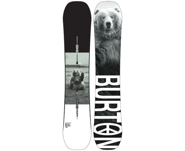 Taules Marca BURTON Per Home. Activitat esportiva Snowboard, Article: PROCESS.