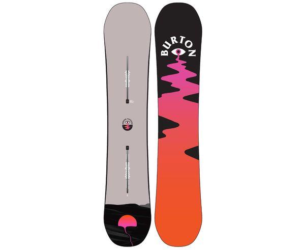 Taules Marca BURTON Per Dona. Activitat esportiva Snowboard, Article: YEASAYER FLYING V.