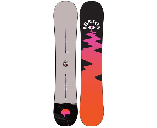 Taules Marca BURTON Per Dona. Activitat esportiva Snowboard, Article: YEASAYER FLAT TOP.