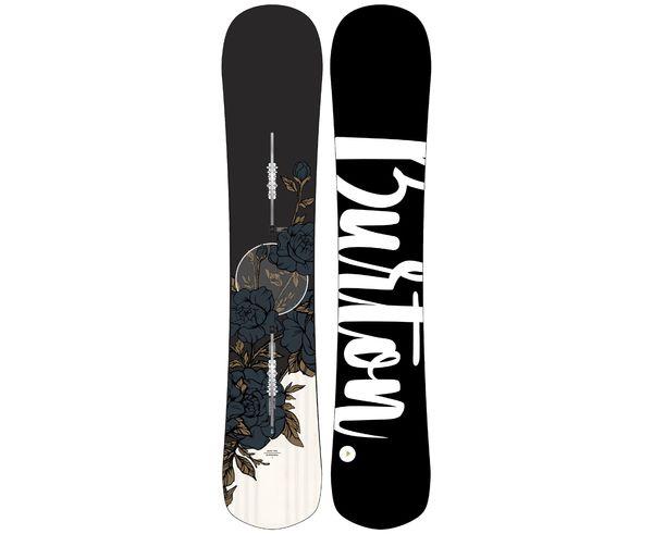 Taules Marca BURTON Per Dona. Activitat esportiva Snowboard, Article: HIDEAWAY.