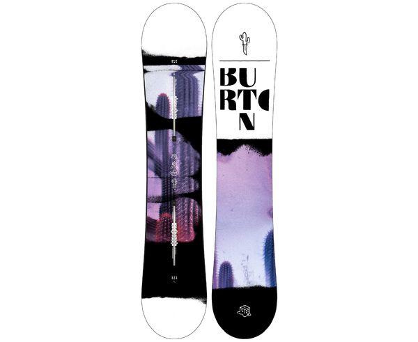Taules Marca BURTON Per Dona. Activitat esportiva Snowboard, Article: STYLUS.