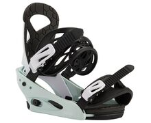 Fixacions Marca BURTON Per Nens. Activitat esportiva Snowboard, Article: KID SMALL.