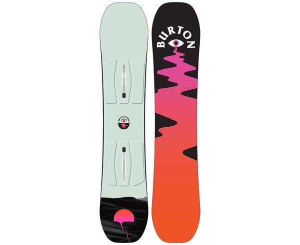 Taules Marca BURTON Per Nens. Activitat esportiva Snowboard, Article: YESSAYER SMALLS.
