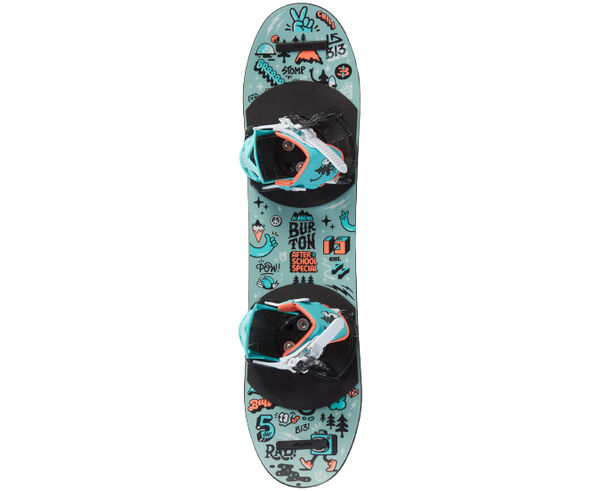 Taules Marca BURTON Per Nens. Activitat esportiva Snowboard, Article: AFTER SCHOOL SPE.