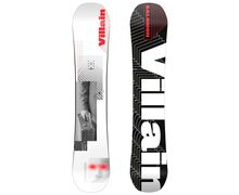 Taules Marca SALOMON SNOWBOARDS Per Home. Activitat esportiva Snowboard, Article: THE VILLAIN.