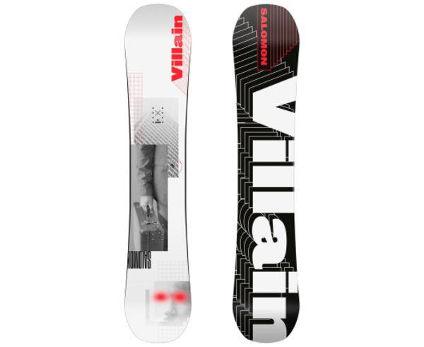 Taules Marca SALOMON SNOWBOARDS Per Nens. Activitat esportiva Snowboard, Article: THE VILLAIN GROM.