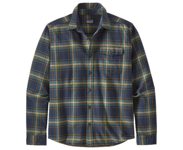 Camises Marca PATAGONIA Per Home. Activitat esportiva Mountain Style, Article: M'S LW FJORD FLANNEL.