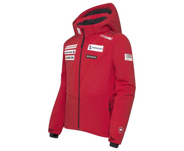 Jaquetes Marca DESCENTE Per Nens. Activitat esportiva Esquí All Mountain, Article: JR REPLICA JR JKT.
