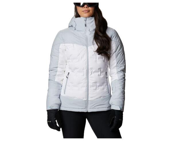 Jaquetes Marca COLUMBIA Per Dona. Activitat esportiva Esquí All Mountain, Article: WILD CARD DOWN JACKET.