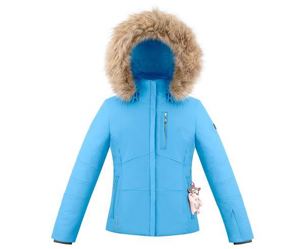 Jaquetes Marca POIVRE BLANC Per Nens. Activitat esportiva Esquí All Mountain, Article: W20-0802-JRGL/A STRETCH SKI JACKET.