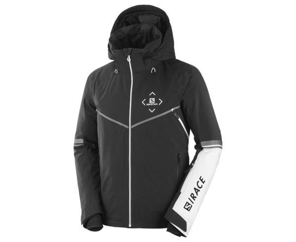 Jaquetes Marca SALOMON Per Home. Activitat esportiva Esquí All Mountain, Article: RACE JKT M.