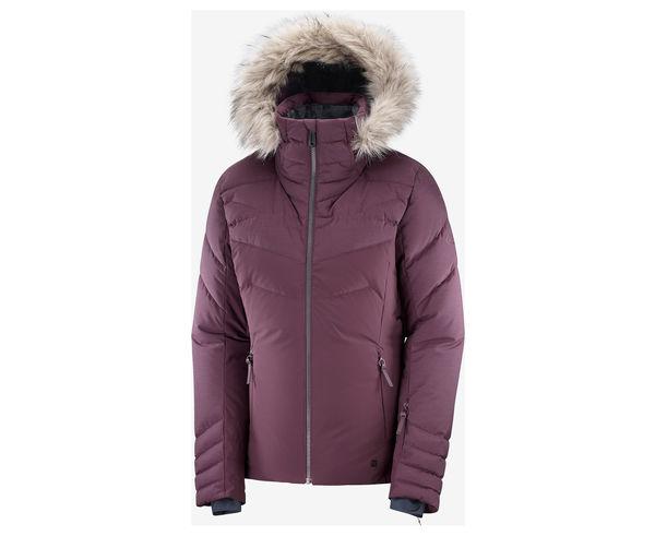 Jaquetes Marca SALOMON Per Dona. Activitat esportiva Esquí All Mountain, Article: WARM AMBITION JKT W.