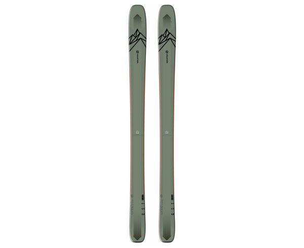 Esquís Marca SALOMON Per Unisex. Activitat esportiva Freeski, Article: T QST 106.