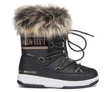 Après Ski Marca MOON BOOT Para Nens. Actividad deportiva Esquí All Mountain, Artículo: JR GIRL MONACO LOW WP.