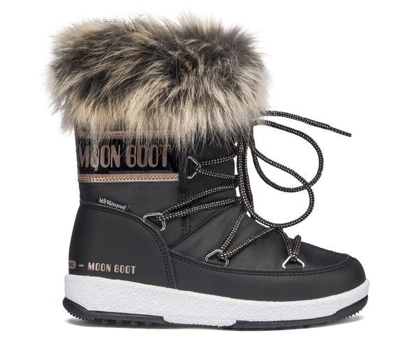 Après Ski Marca MOON BOOT Per Nens. Activitat esportiva Esquí All Mountain, Article: JR GIRL MONACO LOW WP.