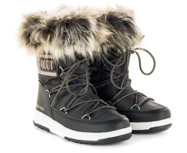 Après Ski Marca MOON BOOT Per Nens. Activitat esportiva Esquí All Mountain, Article: JR GIRL MONACO LOW WP.
