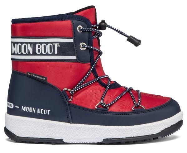 Après Ski _BRAND_ MOON BOOT _FOR_ Nens. _SPORT ACTIVITY_ Esquí All Mountain, _ITEM_: JR BOY MID WP 2.