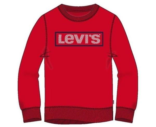 Dessuadores Marca LEVI'S KIDS Per Nens. Activitat esportiva Casual Style, Article: LVB CREWNECK SWEATSHIRT.