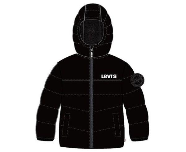 Jaquetes Marca LEVI'S KIDS Per Nens. Activitat esportiva Casual Style, Article: LVB SHERPA HOOD LINNING PUFFER.