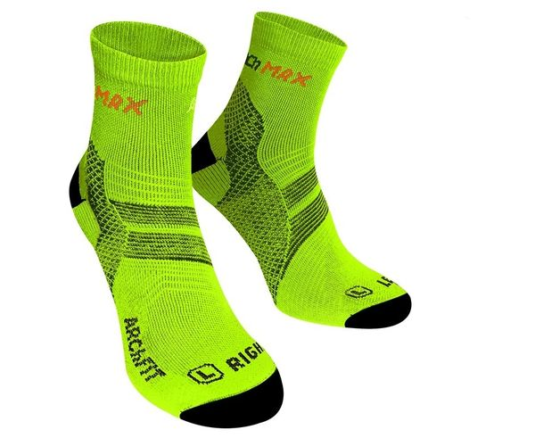 Mitjons Marca ARCH MAX Para Unisex. Actividad deportiva Trail, Artículo: ARCHFIT RUN/TRAIL SHORT.
