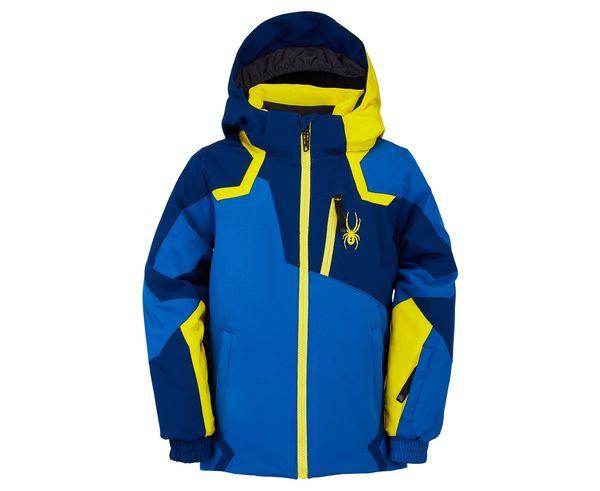 Jaquetes Marca SPYDER Para Nens. Actividad deportiva Esquí All Mountain, Artículo: LEADER.