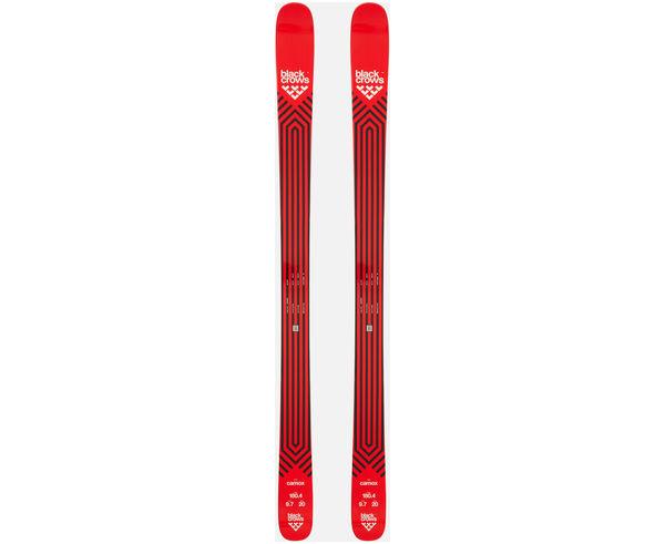 Esquís Marca BLACK CROWS Per Unisex. Activitat esportiva Freeski, Article: CAMOX.