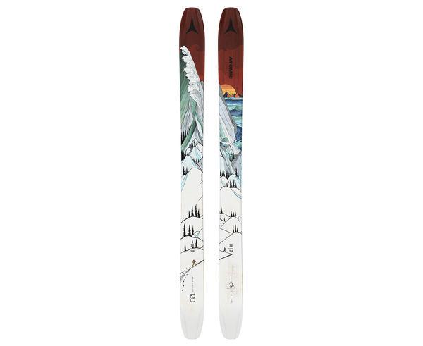 Esquís Marca ATOMIC Per Unisex. Activitat esportiva Freeski, Article: BENT CHETLER 120.