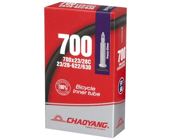 Rodes-Cobertes Marca CHAOYANG Per Unisex. Activitat esportiva Ciclisme carretera, Article: CAMARA 700X23/28C.