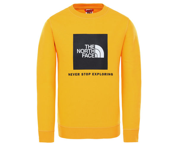 Jerseis Marca THE NORTH FACE Per Nens. Activitat esportiva Mountain Style, Article: YOUTH BOX DREW PEAK CREW.