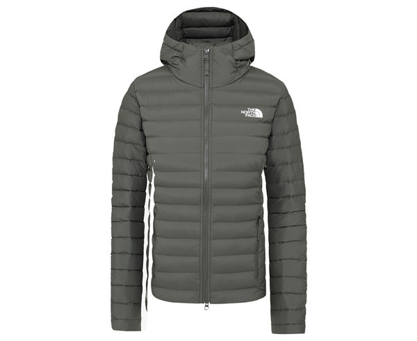 Jaquetes Marca THE NORTH FACE Per Dona. Activitat esportiva Mountain Style, Article: WOMEN'S STRETCH DOWN HOODIE.