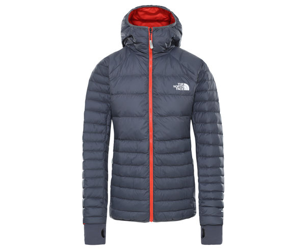Jaquetes Marca THE NORTH FACE Per Dona. Activitat esportiva Mountain Style, Article: WOMEN'S SPEEDTOUR DOWN HOODIE.