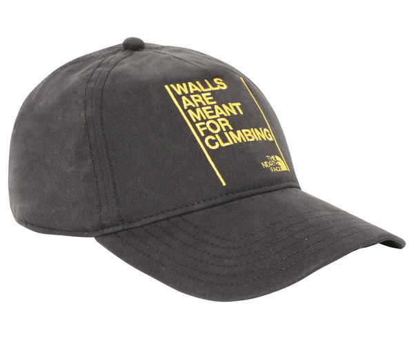 Complements Cap Marca THE NORTH FACE Per Unisex. Activitat esportiva Excursionisme-Trekking, Article: WALLS BALL CAP.