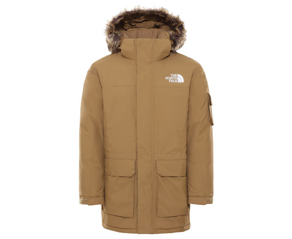 Jaquetes Marca THE NORTH FACE Per Home. Activitat esportiva Mountain Style, Article: MEN'S RECYCLED MCMURDO.