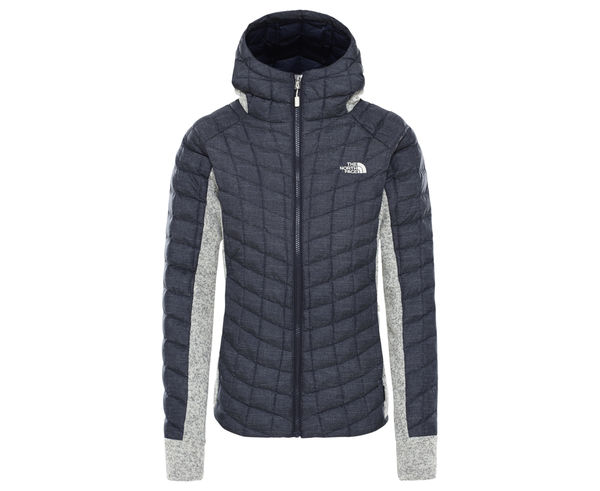 Jaquetes Marca THE NORTH FACE Per Dona. Activitat esportiva Mountain Style, Article: WOMEN'S THERMOBALL® GORDON LYONS HOODIE.