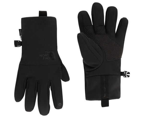 Guants Marca THE NORTH FACE Per Nens. Activitat esportiva Excursionisme-Trekking, Article: Y APEX+ ETIP GLOVE.