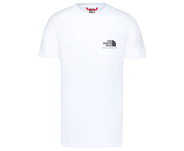 Samarretes Marca THE NORTH FACE Per Home. Activitat esportiva Mountain Style, Article: MEN'S BERKELEY CALIFORNIA POCKET TEE.