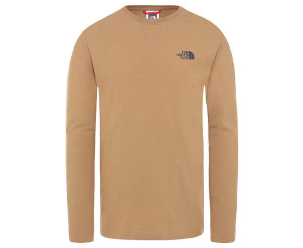 Samarretes Marca THE NORTH FACE Per Home. Activitat esportiva Excursionisme-Trekking, Article: MEN'S L/S GRAPHIC TEE.