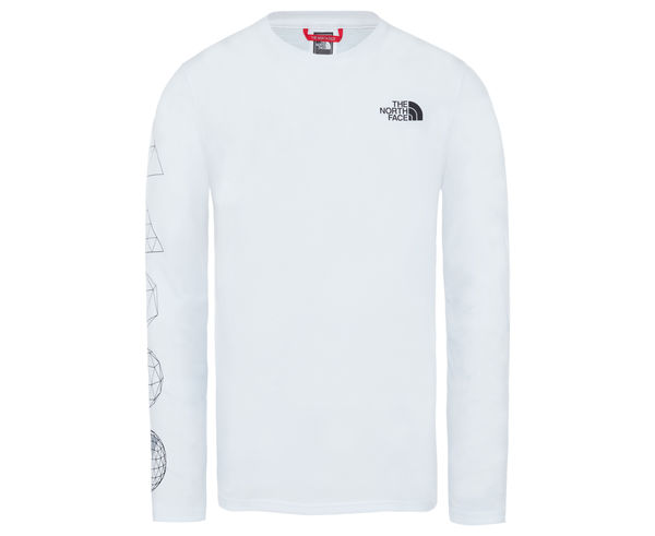 Samarretes Marca THE NORTH FACE Per Home. Activitat esportiva Mountain Style, Article: MEN'S LS GEODOME TEE.