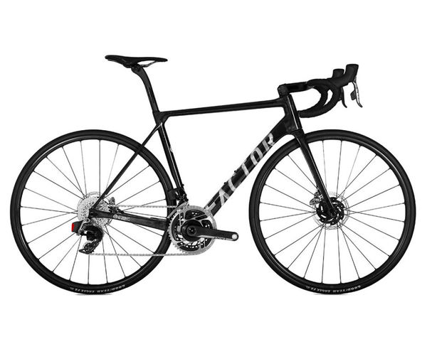 Bicicletes Marca FACTOR Per Unisex. Activitat esportiva Ciclisme carretera, Article: FACTOR O2 VAM DISC.
