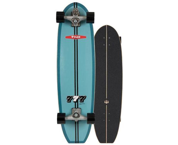 Skateboards Marca CARVER Per Unisex. Activitat esportiva Esports Urbans, Article: TYLER 777 C7 RAW.