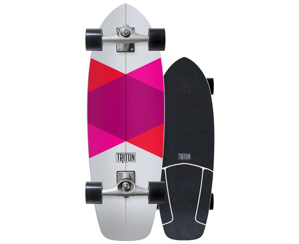 Skateboards Marca CARVER Per Unisex. Activitat esportiva Esports Urbans, Article: TRITON.