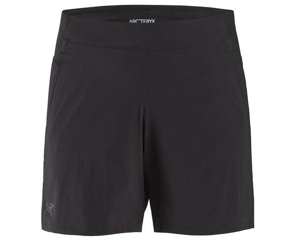 "Pantalons Marca ARC'TERYX Per Dona. Activitat esportiva Excursionisme-Trekking, Article: TAEMA SHORT 6""."