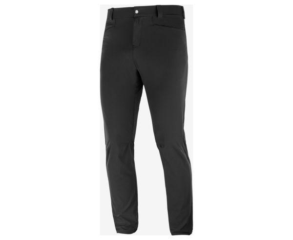 Pantalones Marca SALOMON Para Hombre. Actividad deportiva Excursionismo-Trekking, Artículo: WAYFARER TAPERED PANTS M.