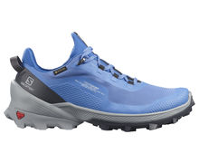 Sabatilles Marca SALOMON Per Dona. Activitat esportiva Excursionisme-Trekking, Article: CROSS OVER GTX W.